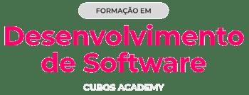Título: Formação em Desenvolvimento de Software